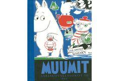 Muumit - Sarjakuvaklassikot 3