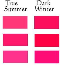 True Summer Dark Winter