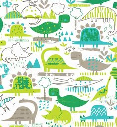 Lizzie Mackay for fabric rehab... on print & pattern