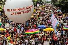 Delegacia registra 1 crime contra vítima LGBT a cada 12 dias