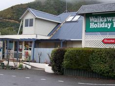 Picton Waikawa Bay Holiday Park and Parks Motel New Zealand, Pacific Ocean and Australia Waikawa Bay Holiday Park and Parks Motel is a popular choice amongst travelers in Picton, whether exploring or just passing through. Both business travelers and tourists can enjoy the hotel's facilities and services. Car park, tours, laundry service are on the list of things guests can enjoy. Comfortable guestrooms ensure a good night's sleep with some rooms featuring facilities such as te...