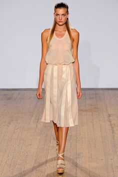Nicole Farhi, Spring 2013 Ready-to-Wear
