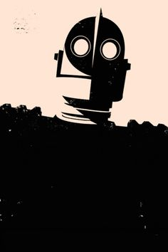 The Iron Giant (Patrick Moore)