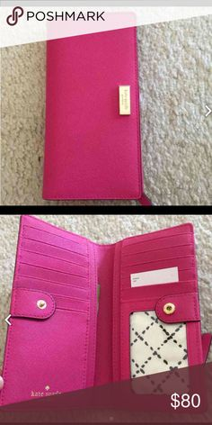 Brand new Kate Spade Wallet Has tags, retail $118 kate spade Other