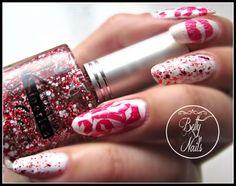 Betty Nails: Valentines Day Ideas - Nailart #6 - Kinetics