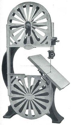 Sweet Vintage Bandsaw