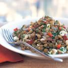 Shop lentil salad with feta from Williams Sonoma. Our expertly crafted collections offer a wide of range of cooking tools and kitchen appliances, including a variety of lentil salad with feta. Lentil Recipes, Gf Recipes, Vegetarian Recipes, Cooking Recipes, Healthy Recipes, Cooking Stuff, Skinny Recipes, Cheese Recipes, Gourmet Recipes