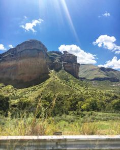 Golden Gate Highlands #SouthAfrica #FreeState #Clarens #Shotleft #MeetSouthAfrica #TravelSouthAfrica Free State, Half Dome, Highlands, Golden Gate, South Africa, Mount Rushmore, Mountains, Nature, Travel