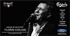 Florin Chilian in concert OK Street pub Rambicu Valcea Un eveniment Carlsberg.