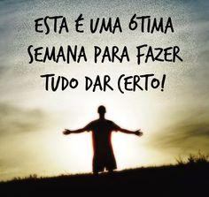 Muito Bommmmm Diaaaaaaaaa :)  Boa Semana  #bomdia #boasemana #atreveteaserlivre #escolheserfeliz