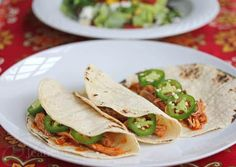 Chicken In Garlic Chile Sauce Tacos Recipe – Diana Kennedy – 50 Women Game Changers In Food