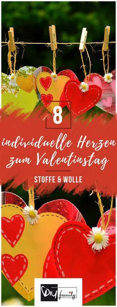 Individuelle Herzen Selber Machen U2013 8 Tolle Ideen Zum Valentinstag