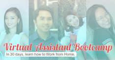 Learn the exact steps to get your first Work from Home Job! Graveyard Shift, Leyte, Work From Home Jobs, Virtual Assistant, Philippines, How To Become, Learning, Kids, Young Children