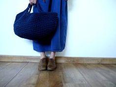 Tuto sac crochet