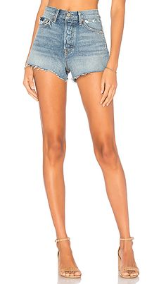 f4ee4c9d Shop for GRLFRND Helena High-Rise Short in McCartney at REVOLVE. Free day  shipping and returns, 30 day price match guarantee.