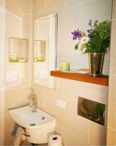 From Closet to Wet Bath - modern - bathroom - chicago - by The Kitchen Studio of Glen Ellyn
