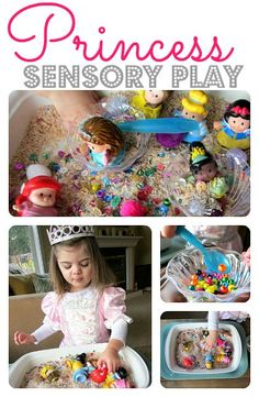 After Halloween get dressed back up for fun and play with this simple sensory tub!