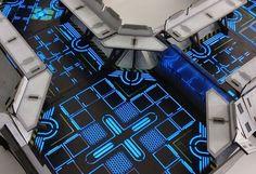 #LaserTerrain #wargamingterrain #spacehulk #warhammer40k #infinitythegame