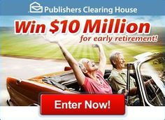 PCH Win 10 Million Dollars Sweepstakes - Bing images Winning Lottery Numbers, Winning Numbers, Lotto Numbers, Instant Win Sweepstakes, Online Sweepstakes, Money Sweepstakes, 10 Million Dollars, Win For Life, Hurtado