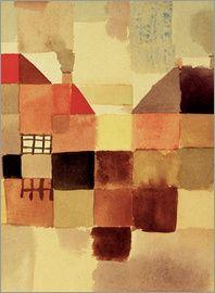 Paul Klee - Nördlicher Ort