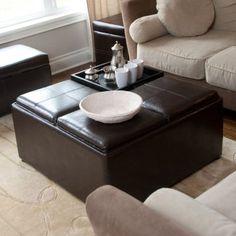 coffee table/ ottoman/ storage | furniture | pinterest | ottoman