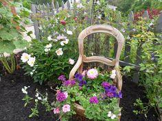 Chair Planter