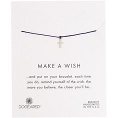 Dogeared Make A Wish Sterling Silver Teeny Cross Bracelet ($15) ❤ liked on Polyvore featuring jewelry, bracelets, silver with plum, beading jewelry, sterling silver jewellery, beaded jewelry, sterling silver jewelry and sterling silver bangles