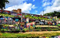 Guide To Austin Street Art