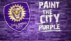 Paint The City Purple