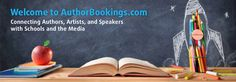 AuthorBookings.com, a division of Story Monsters LLC, brings what we love best about AuthorsandExperts.com & SchoolBookings.com together all in one place! Our goal is simple. We want to give authors, artists, and speakers a place to connect with schools and the media. Don't pass up this golden opportunity to market yourself for possible speaking engagements, interviews, and book sales. Become a member now and start connecting!  JOIN NOW!