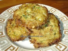 Greek Food Recipes zucchini fritters.  Fixed this tonight.  It was wonderful!  Use cornstarch instead of flour for a great gluten free dish.