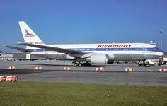 Piedmont Boeing 767-201ER (1987)