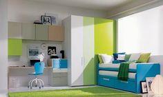 Study Room Teenage Girls Bedroom Decor