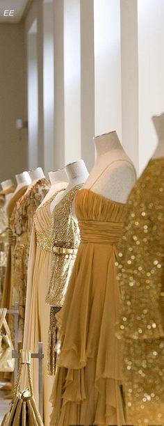 Ooooh.  I do love pretty evening dresses. ELIE SAAB