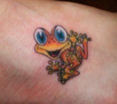 Cute Frogs | 35+ Unique Frog Tattoo Designs for Ladies | ShePlanet