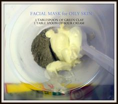 Read about benefits here: http://byebba.com/2014/05/easy-two-ingrediens-facial-mask/