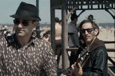Video Premiere: Counting Crows - Palisades Park [Short Film]