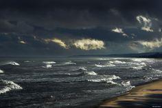 La plage de Gruissan par Olivier Aude Languedoc Occitanie Sud France