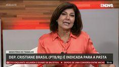 """🔴 🔵 """"Não há dúvida de que indicação de Cristiane Brasil é acordo do PTB ..."""