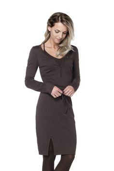 shirt dress split