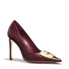 The Dree Pump from Coach