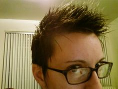 Doctor Who Cosplay and Costuming - Ten!Hair - a tutorial with pictures!