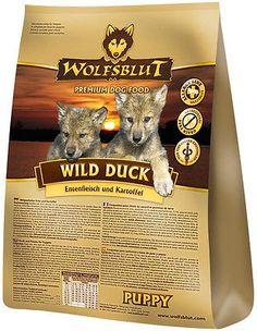 Wolfsblut Wild Duck Puppy 2 kg Hundefutter für Welpensparen25.com , sparen25.de , sparen25.info