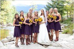 Wedding in Jackson, NH  Photo Courtesy of Spring Smith Studios  www.springsmithstudiosblog.com