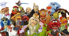 It's time to start the music... Who else is excited about the new Muppet Movie?