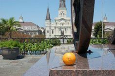 St. Louis Cathedral #NewOrleans #travel #vacation Copyright © 2012 Tangerine Travel, Ltd. All rights reserved.