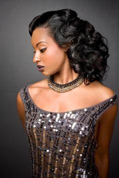 60's hairstyles african american women   Hair Trends 2013 ~ Vintage Hairstyles