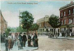 Southwark Park Road - Pictures of Bermondsey & Rotherhithe