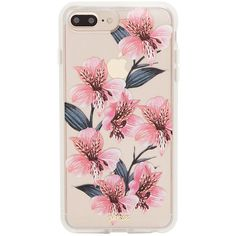 Sonix Tiger Lily iPhone 6/7/8 Plus Case ($45) ❤ liked on Polyvore featuring accessories and tech accessories