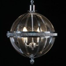Chrome and Glass Round Ball Lantern Chandelier Lantern Chandelier, Chandelier Ceiling Lights, Glass Ceiling, Lanterns, Mirrors And Chandeliers, Round Glass, Light Bulb, Chrome, Lighting